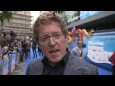 Finding Dory: Andrew Stanton UK Movie Premiere Interview