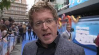 Finding Dory: Andrew Stanton UK Movie Premiere Interview