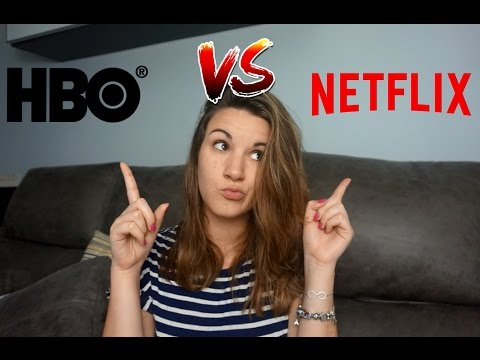Netflix Vs Hbo ... Una friki de las series ...