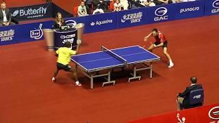 Salifou Abdel Kadir FRA-Tošić Roko CRO-4:3-Finale Zagreb Open 2013.