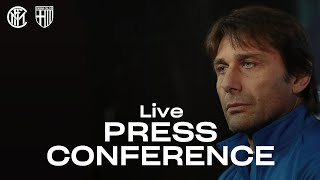 INTER vs PARMA | LIVE | ANTONIO CONTE PRE-MATCH PRESS CONFERENCE | 🎙️⚫🔵 [SUB ENG]