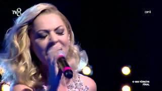 Hadise - Hurt (18 Şubat 2015 Final) O Ses Türkiye Video