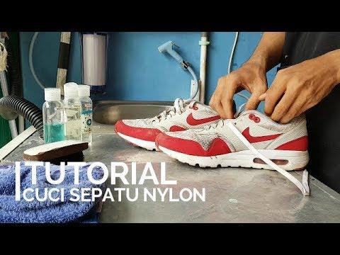 Tutorial Mencuci Sepatu/Sneakers Yang Baik Dan Benar
