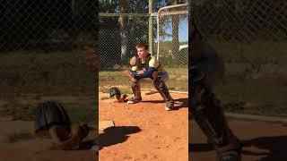 Wesley Mann - Catcher - Class of 2021 - Receiving Secondary