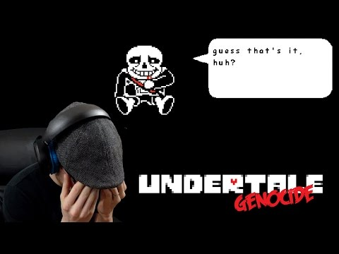 Rocky V - Sans Fight   Undertale (Genocide) - Part 5