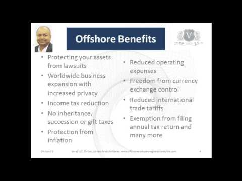 Offshore Company Incorporation | A Brief Overview Of Offshore
