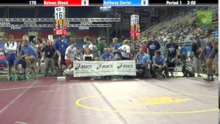 170 Keivon Wood vs. Anthony Carter