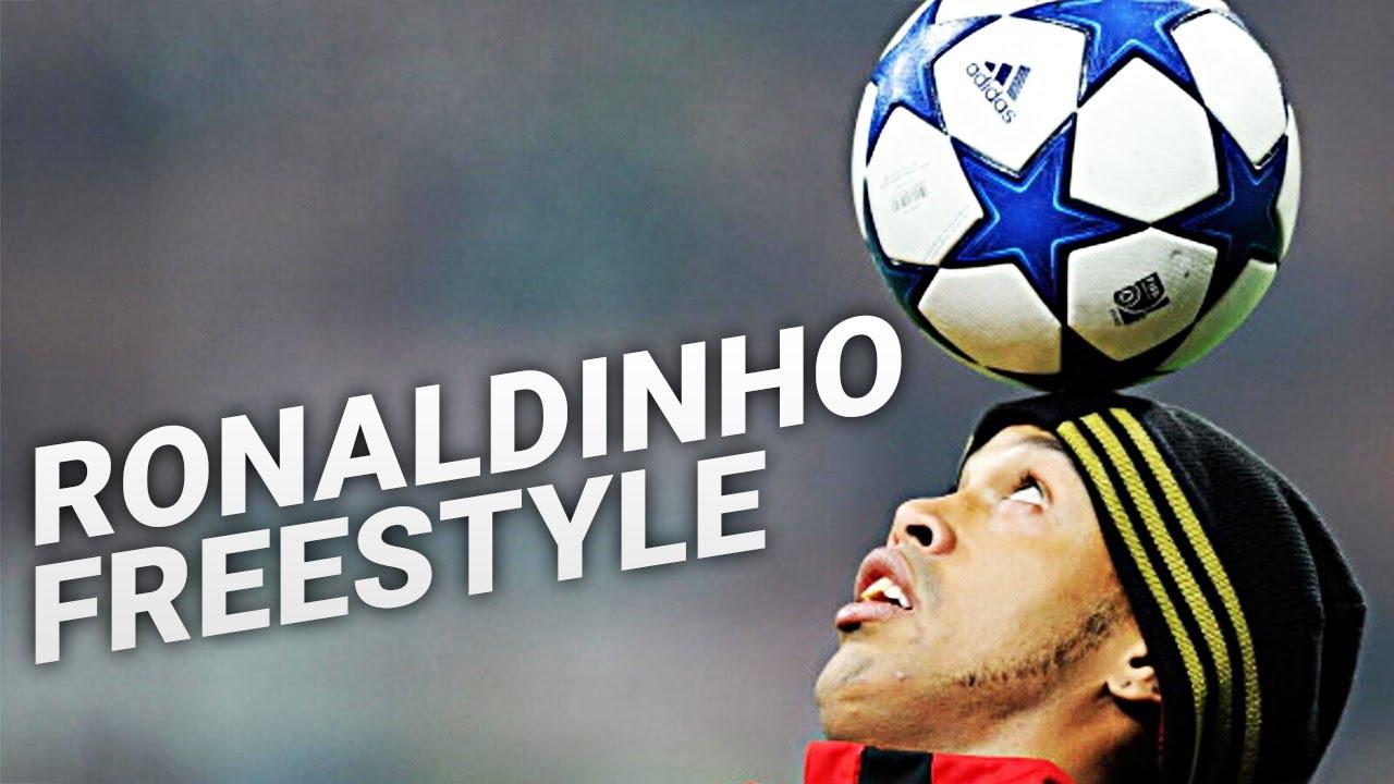 Download Ronaldinho Freestyle ● Insane Freestyle Tricks