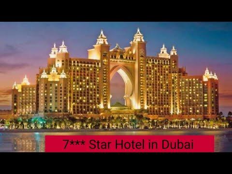 Atlantis Hotel-Palm Jumeriah Dubai (Duniya ka sabse badaa aur mehenga hotel) must watch video!!!!!!!