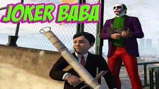 Joker Baba Oluyor Tehlikeli Çocuk ve Joker (GTA 5 Komik Anlar)