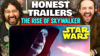 Honest Trailers | STAR WARS: THE RISE OF SKYWALKER - REACTION!!!