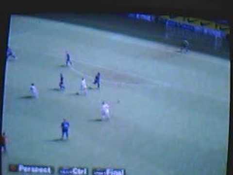 Winning eleven 10 - gol de Vogel