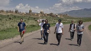 Red Bull: Searching for Skate Spots in Kyrgyzstan - Children of the Sun - Part 3