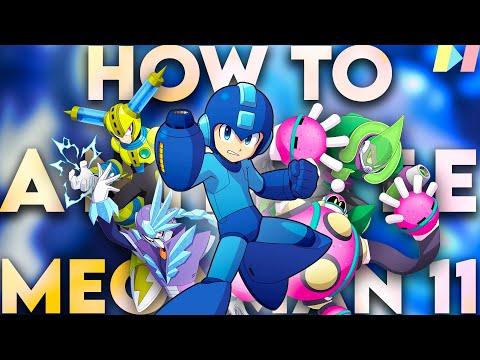 How to Animate Mega Man 11