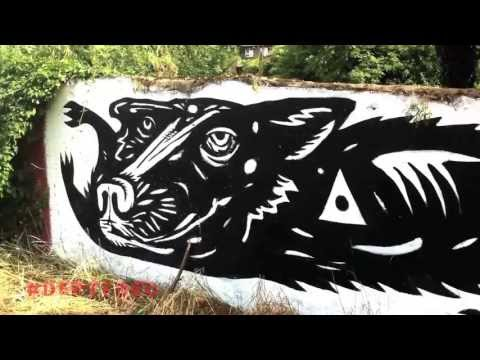 CHIBA VISUALS - LONDON STREET ART [BLOG 1]
