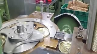 라운드캔 수산물생산라인