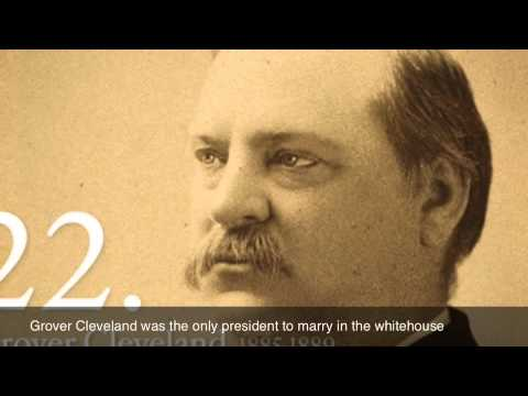 Odd president facts 1-44