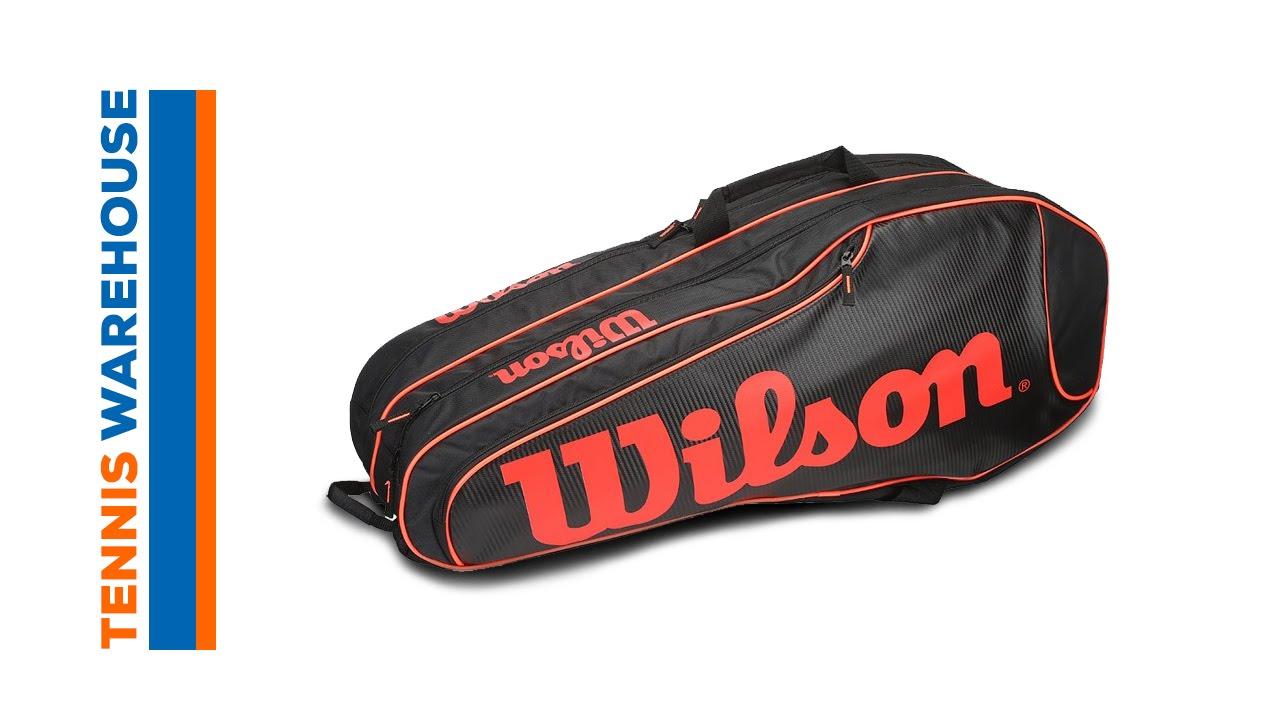 Wilson Burn Team 6 Pack Bag