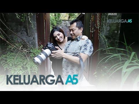 Keluarga A5: Di Balik Pembuatan Video Klip 'Bukan Sembarang Hati' (Part 1) - Episode 13