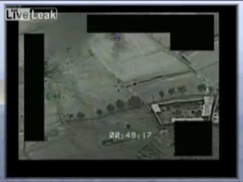 UAV MQ-1 Predator drone vs Taliban Insurgé