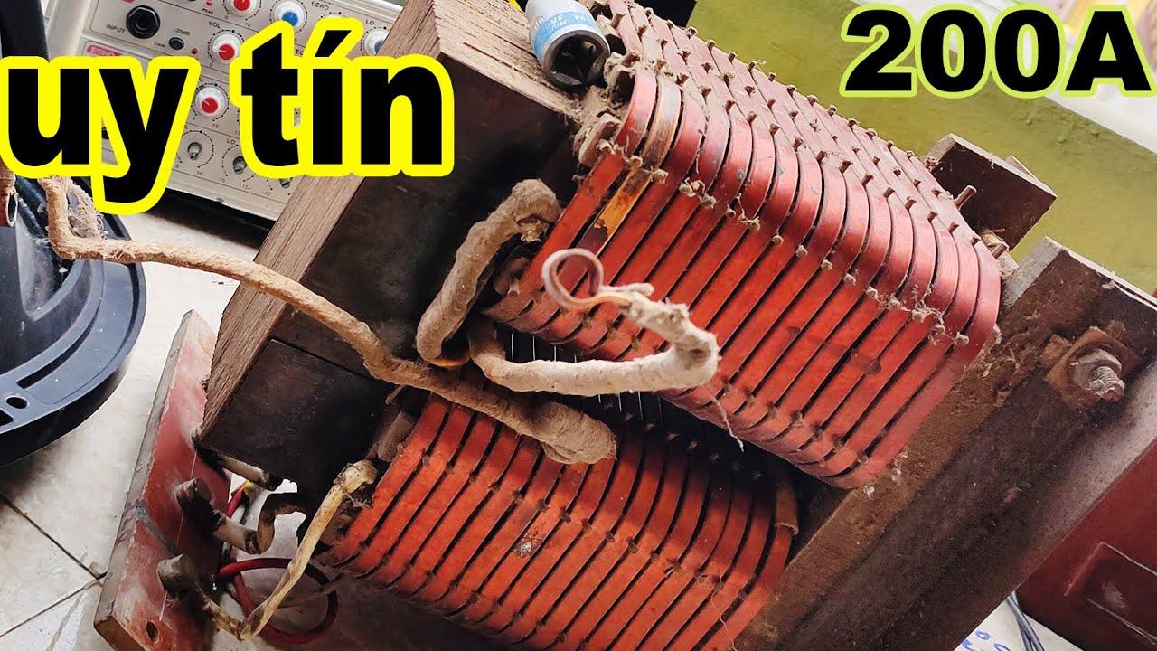 Cách quấn máy hàn điện chuẩn | p2 make welding machine at home