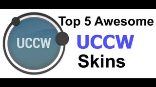 Top 5 Minimal UCCW Skins
