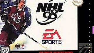 NHL 98 (Super Nintendo)
