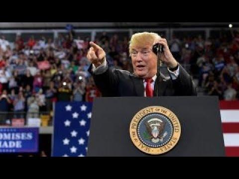 Trump: Democrats put illegal immigrants ahead of US citizens