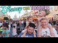 ❤️  First Day at Disney World with Toddlers {Spoiler Alert: The Girls LOVED IT} ❤️
