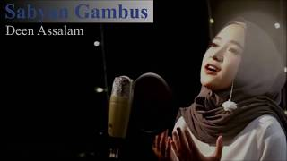 Download Lagu Sabyan Gambus - Deen Assalam (Lirik Video) Mp3