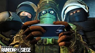 OMG! WHAT ARE THEY DOING? - Tom Clancy's Rainbow Six Siege