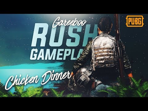 PUBG MOBILE LOL RUSH GAMEPLAY WITH CHICKEN DINNER #yeyeyeyeye