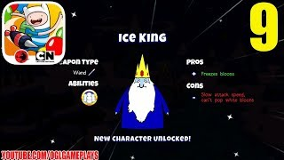 Bloons Adventure Time TD Gameplay #9 - Ice Kingdom Level 2