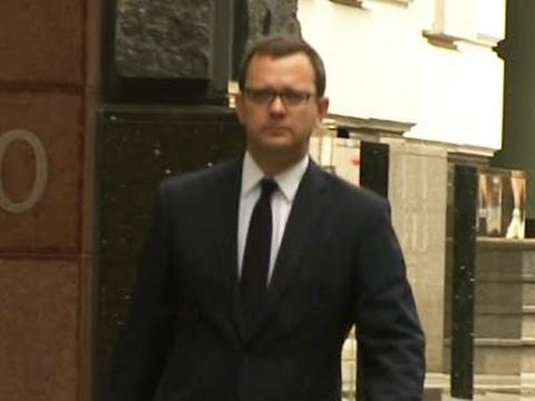 Ex-UK Editor Coulson Convicted of Phone Hacking