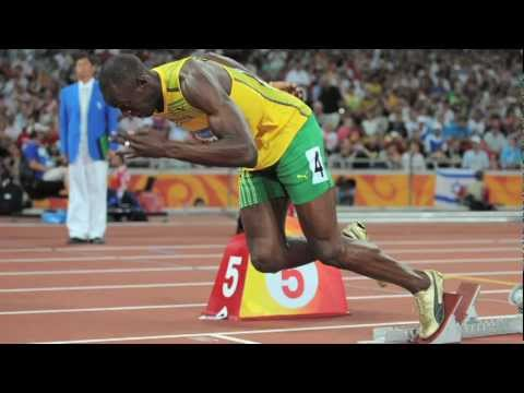 Why Usain Bolt is SOOOO Fast