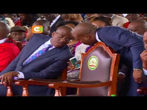 Jubilee leaders to broker truce between Sonko and Igathe