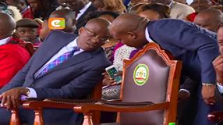 Igathe resignation: Jubilee leadership to broker truce