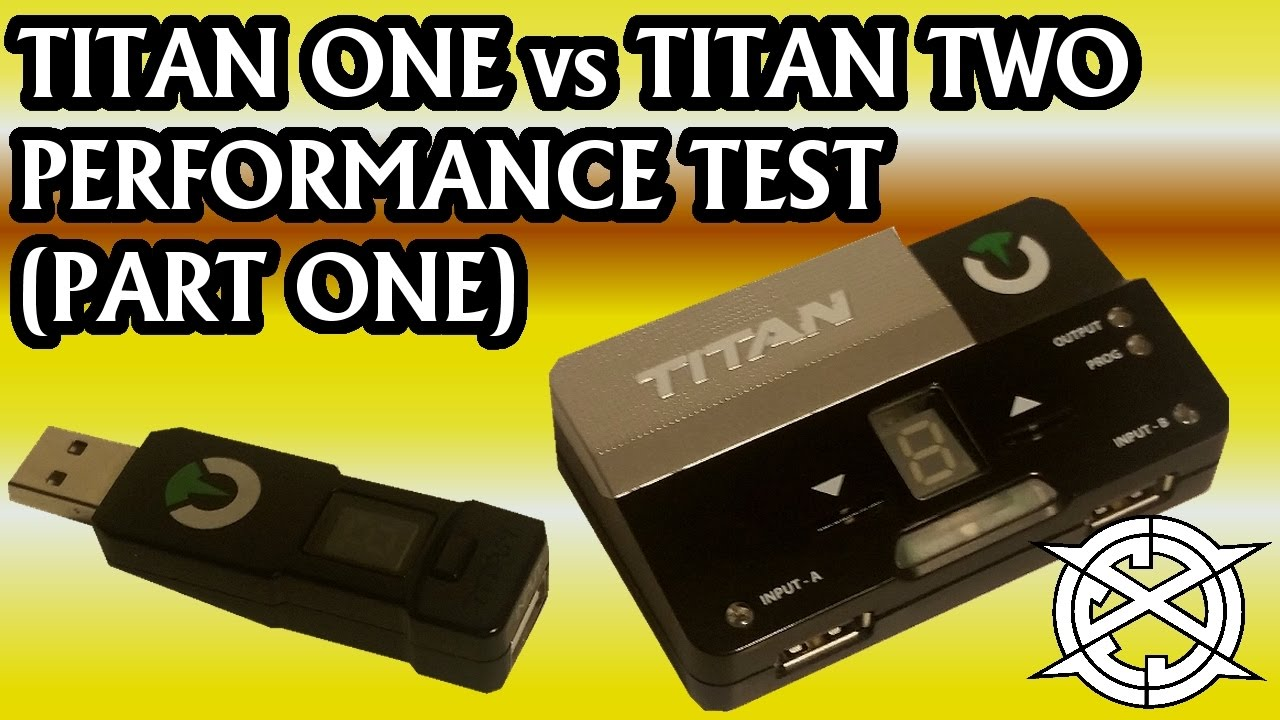 Titan One vs Titan Two - Performance Test and Review