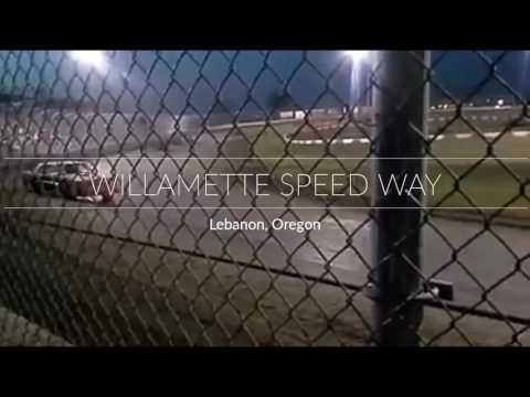Willamette speedway dirt track