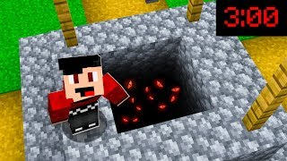 MINECRAFT: DO NOT LOOK DOWN THE WELL AT 3:00 AM..