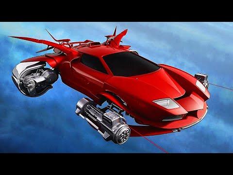 10 Autos Voladores Que Ya Son Una Realidad
