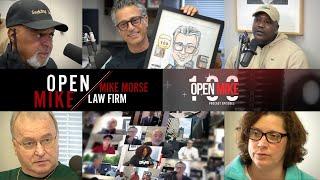 100 - Landmark 100th Episode Featuring an Exoneree Reunion & Bombshell Announcement from Mike