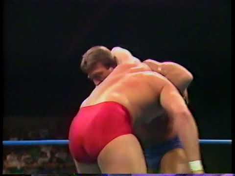 Paul Orndorff vs. Dave Hart [1993-05-29]