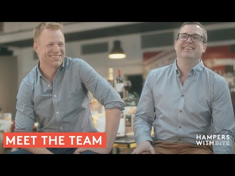 Meet The Team - Hampers With Bite