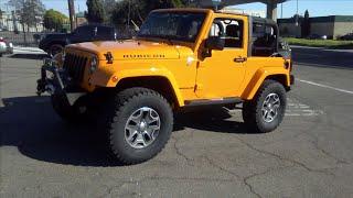 Video Jeep Wrangler Rubicon Build by 4 Wheel Parts Oakland, CA download MP3, 3GP, MP4, WEBM, AVI, FLV Juli 2018