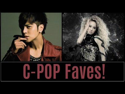 My Top 40 Favorite C-POP/Mando-POP Songs Ever!