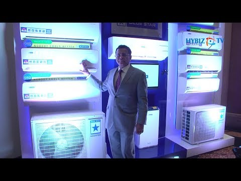 Blue Star Launches Inverter split air conditioners