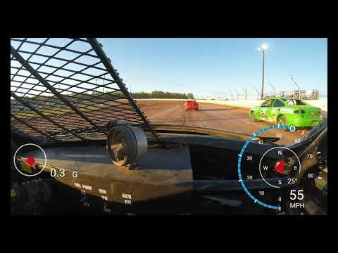 ABC Raceway Hornet heat 8/24/19 Ashland W.I.