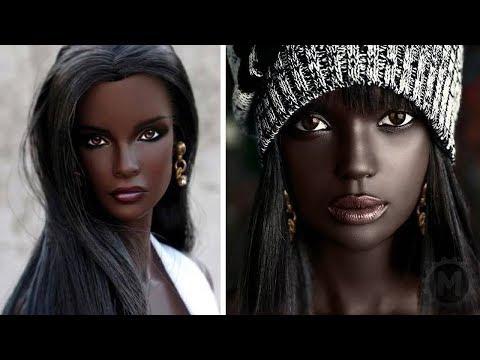 8 Людей с Необычной Красотой - Видео онлайн