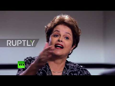 Brazil: Neo-liberal policy causes 'regress' in Latin America – former President Dilma Rousseff